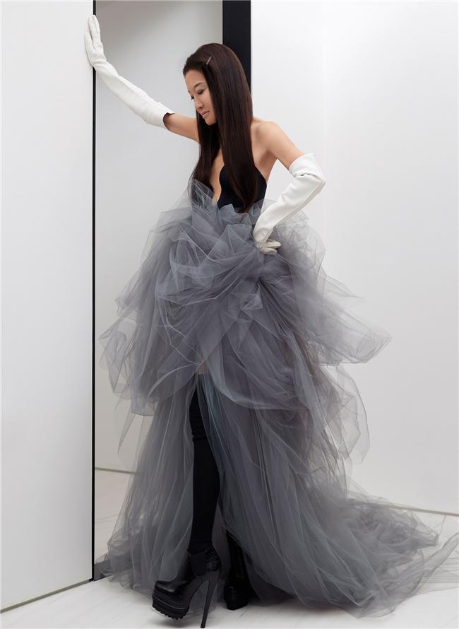 中国首度公开!VERA WANG 打破婚纱与成衣的界限