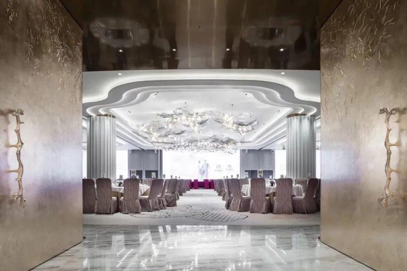 香港如心酒店,全新演绎宴会、婚礼两大空间
