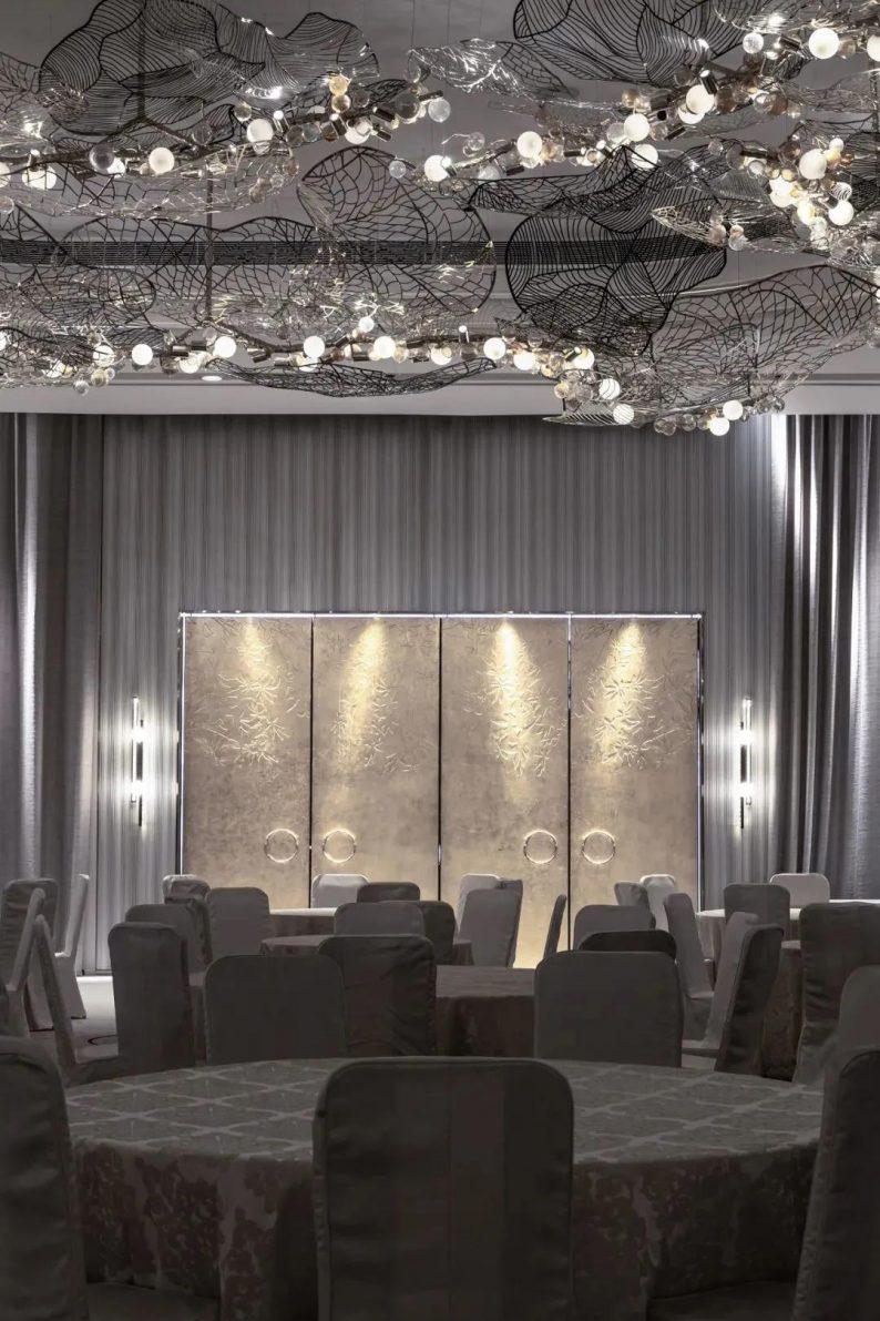 香港如心酒店,全新演绎宴会、婚礼两大空间  第12张
