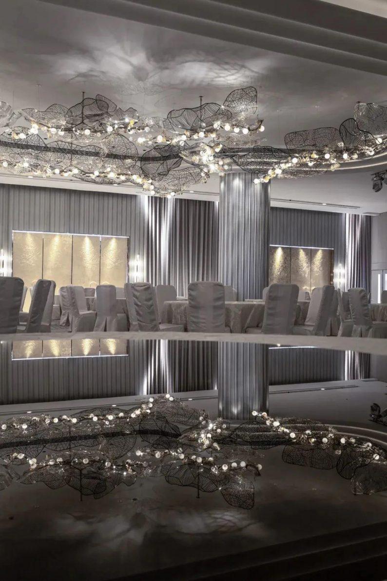 香港如心酒店,全新演绎宴会、婚礼两大空间  第13张