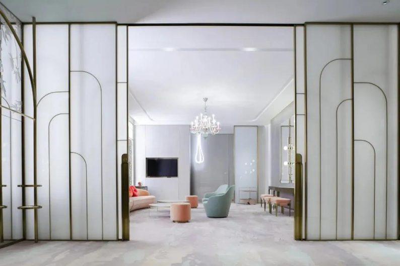 香港如心酒店,全新演绎宴会、婚礼两大空间  第23张