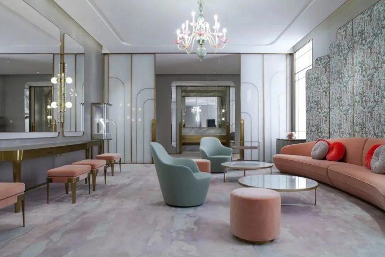 香港如心酒店,全新演绎宴会、婚礼两大空间  第25张