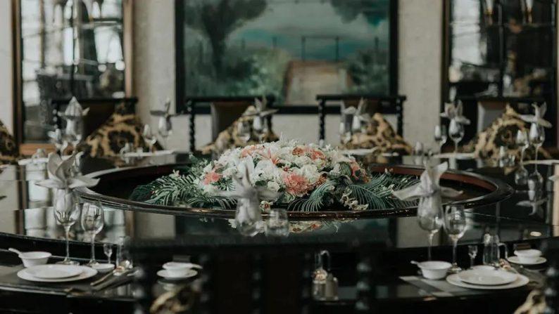 婚礼堂发布:斥资过亿!11个主题厅,又一艘宴会巨舰即将起航  第2张