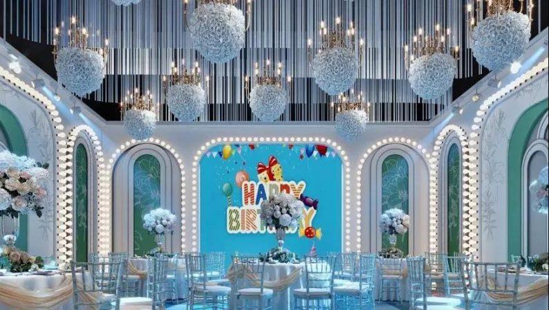 婚礼堂发布:斥资过亿!11个主题厅,又一艘宴会巨舰即将起航  第18张