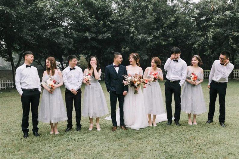 绝美小众婚礼合集,99%的新娘都会喜欢~  第1张