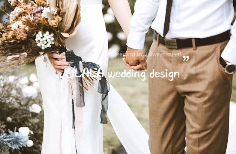 绝美小众婚礼合集,99%的新娘都会喜欢~  第2张