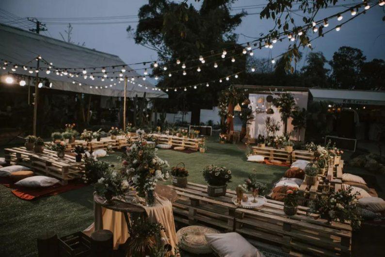 绝美小众婚礼合集,99%的新娘都会喜欢~  第8张