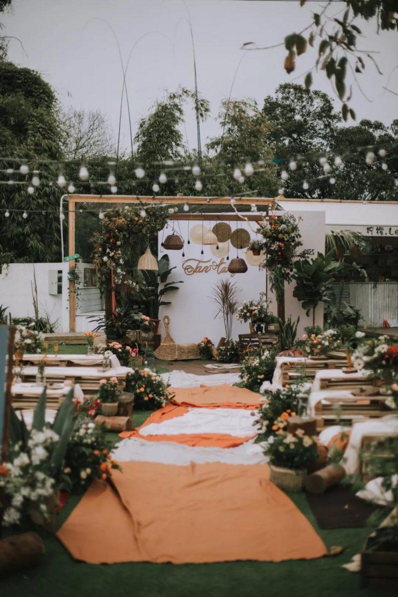 绝美小众婚礼合集,99%的新娘都会喜欢~  第9张