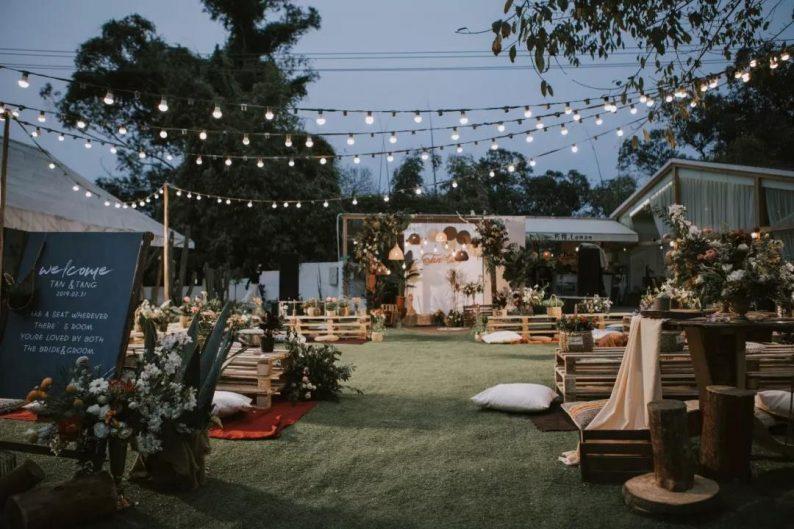 绝美小众婚礼合集,99%的新娘都会喜欢~  第11张