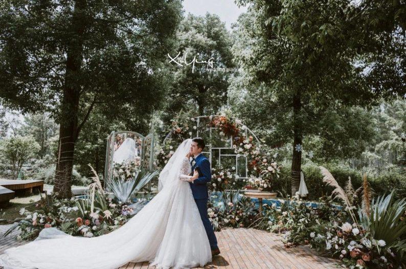 绝美小众婚礼合集,99%的新娘都会喜欢~  第12张