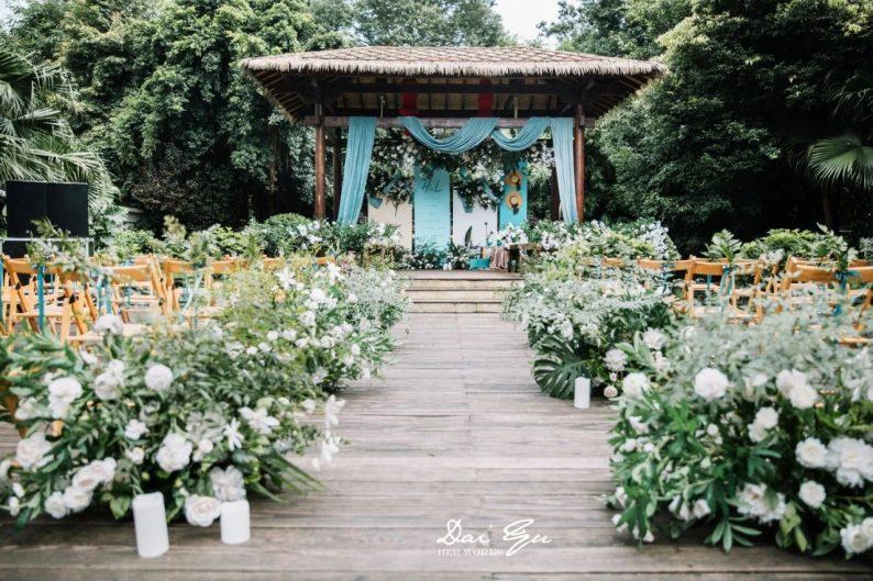 绝美小众婚礼合集,99%的新娘都会喜欢~  第19张