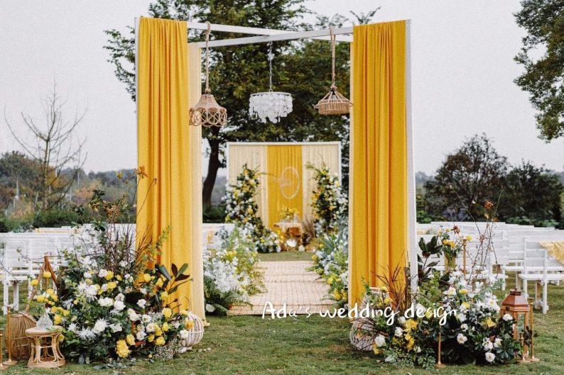 绝美小众婚礼合集,99%的新娘都会喜欢~  第21张