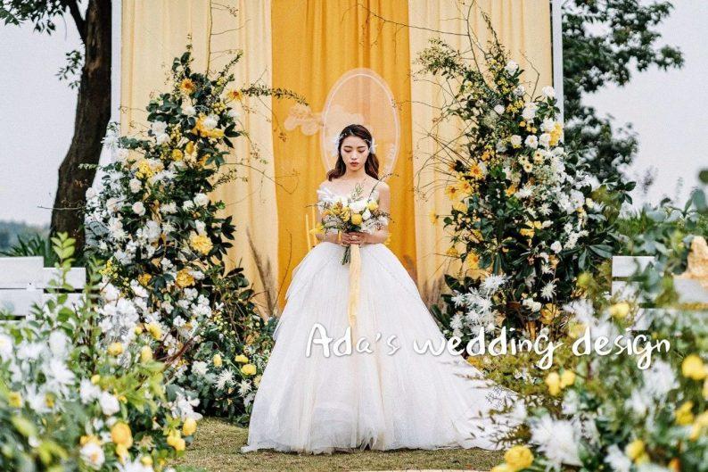 绝美小众婚礼合集,99%的新娘都会喜欢~  第23张