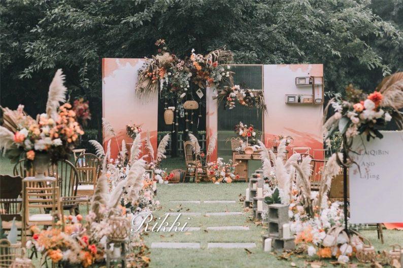 绝美小众婚礼合集,99%的新娘都会喜欢~  第24张