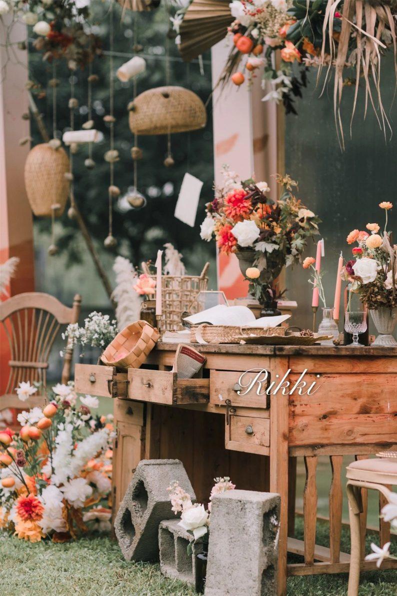 绝美小众婚礼合集,99%的新娘都会喜欢~  第25张