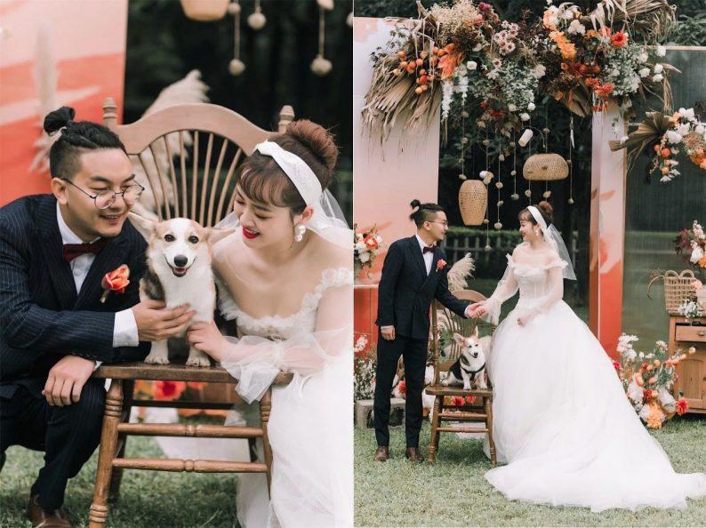 绝美小众婚礼合集,99%的新娘都会喜欢~  第27张