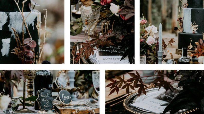 绝美小众婚礼合集,99%的新娘都会喜欢~  第31张