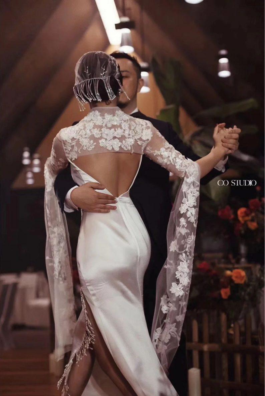 绝美小众婚礼合集,99%的新娘都会喜欢~  第40张