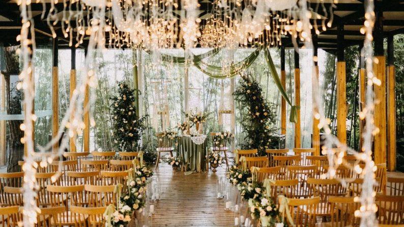 绝美小众婚礼合集,99%的新娘都会喜欢~  第41张