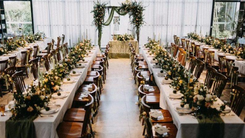 绝美小众婚礼合集,99%的新娘都会喜欢~  第43张