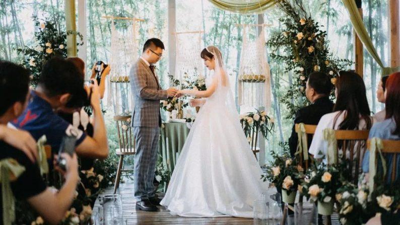 绝美小众婚礼合集,99%的新娘都会喜欢~  第44张