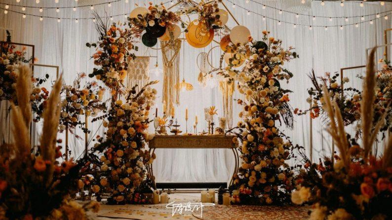 绝美小众婚礼合集,99%的新娘都会喜欢~  第50张