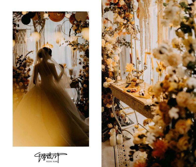 绝美小众婚礼合集,99%的新娘都会喜欢~  第52张