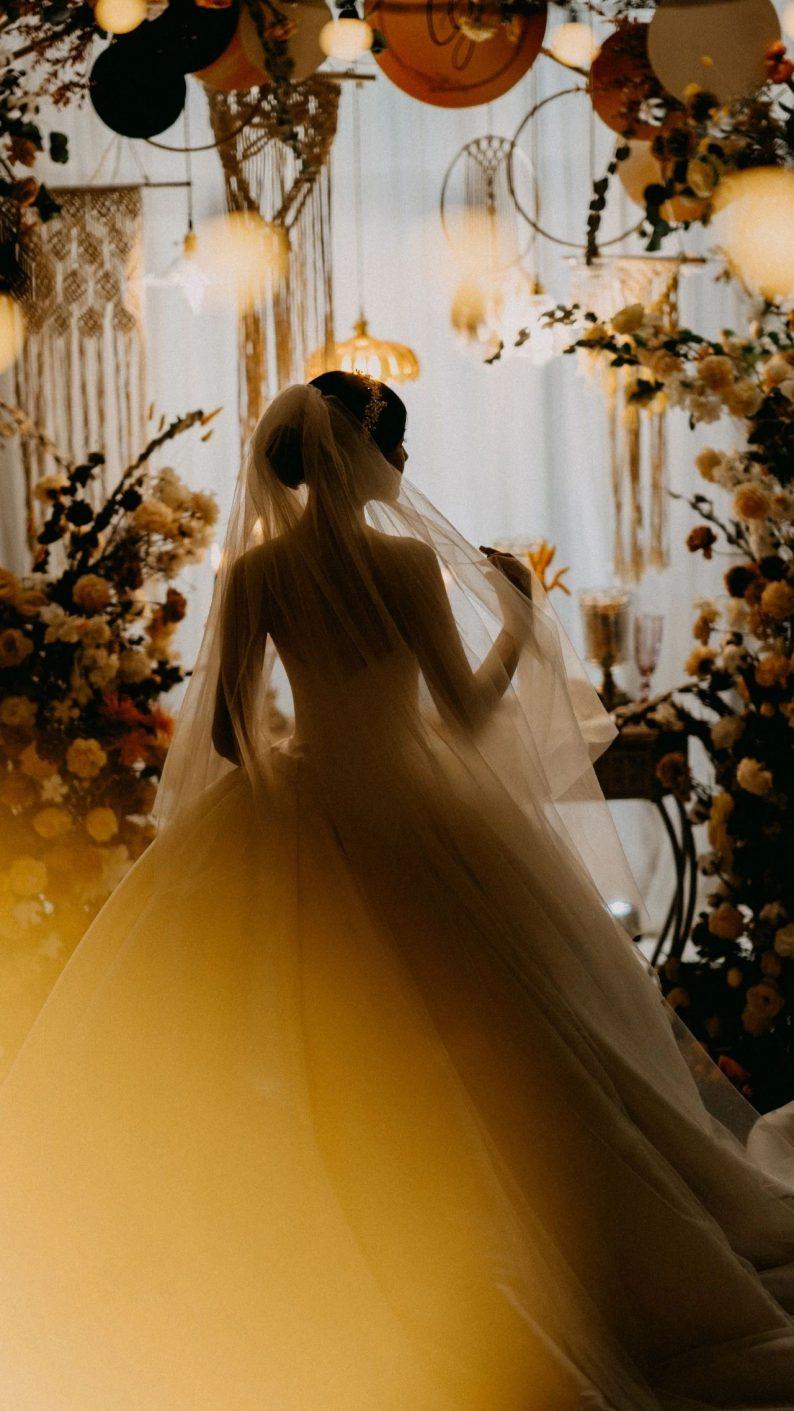 绝美小众婚礼合集,99%的新娘都会喜欢~  第53张