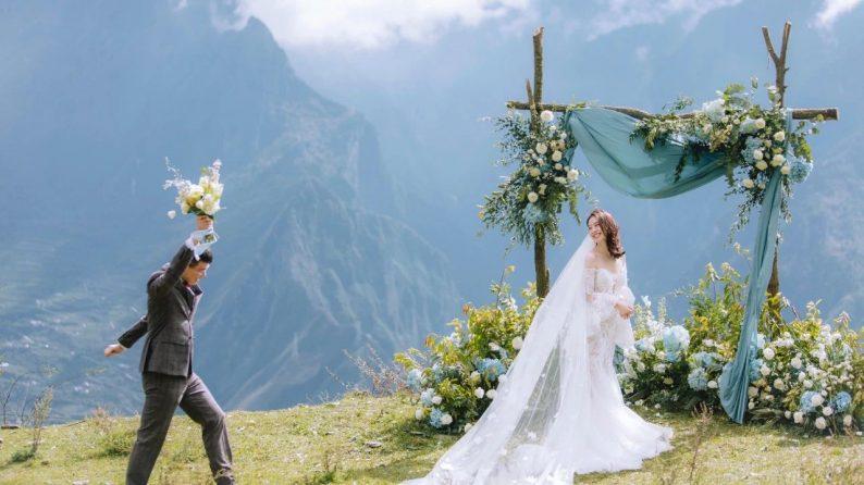 绝美小众婚礼合集,99%的新娘都会喜欢~  第54张
