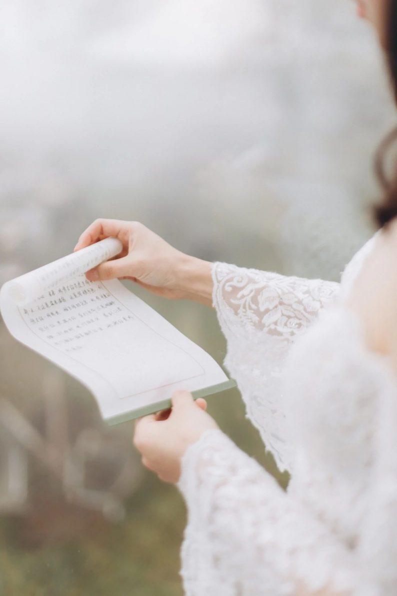 绝美小众婚礼合集,99%的新娘都会喜欢~  第55张
