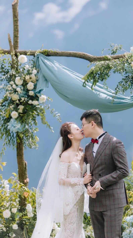 绝美小众婚礼合集,99%的新娘都会喜欢~  第56张
