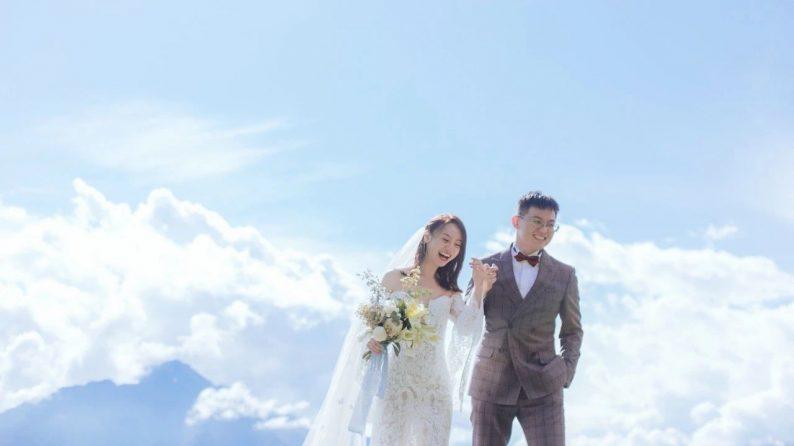 绝美小众婚礼合集,99%的新娘都会喜欢~  第57张