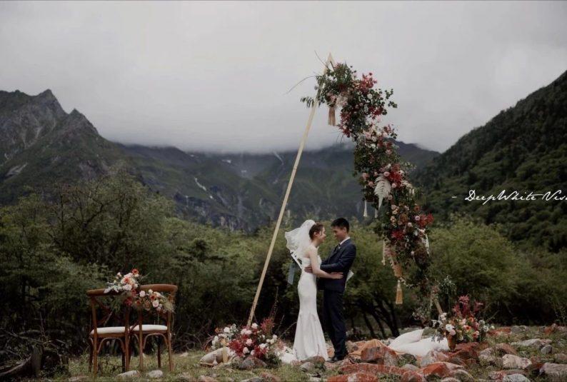 绝美小众婚礼合集,99%的新娘都会喜欢~  第62张