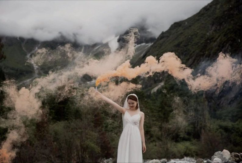 绝美小众婚礼合集,99%的新娘都会喜欢~  第63张