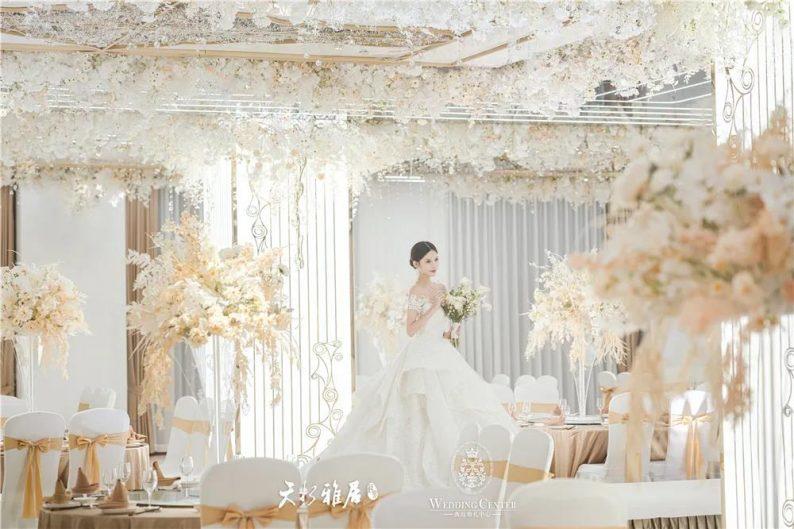 婚礼堂发布:千万匠心打造!10米挑高剧院式宴会厅  第10张