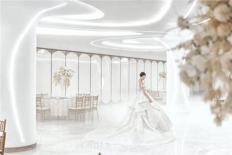 婚礼堂发布:千万匠心打造!10米挑高剧院式宴会厅  第15张