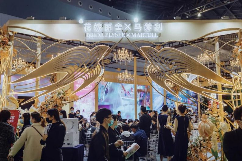 信号:上海婚博会首日成交额4.24亿!(附商家展位图)  第3张