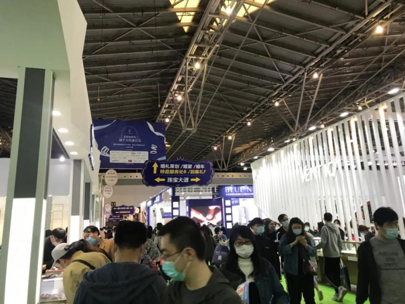 信号:上海婚博会首日成交额4.24亿!(附商家展位图)  第7张