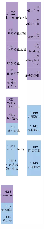 信号:上海婚博会首日成交额4.24亿!(附商家展位图)  第10张