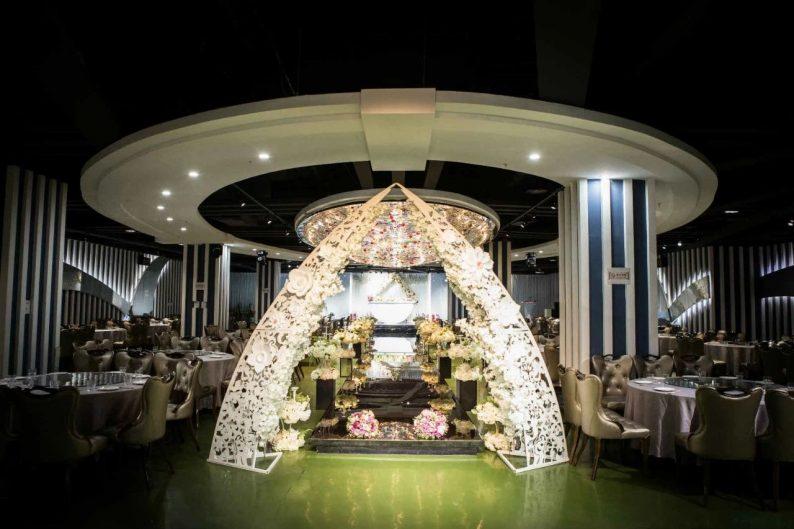 婚礼堂发布:6000平!4大主题宴会厅,浓郁韩式婚礼风  第3张