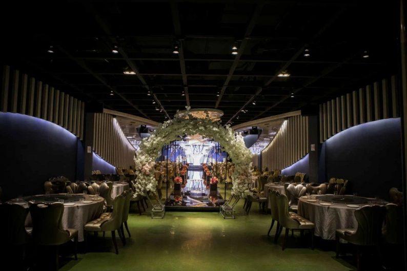 婚礼堂发布:6000平!4大主题宴会厅,浓郁韩式婚礼风  第5张