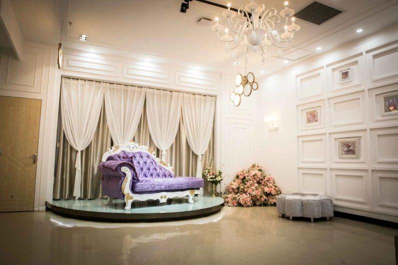 婚礼堂发布:6000平!4大主题宴会厅,浓郁韩式婚礼风  第9张
