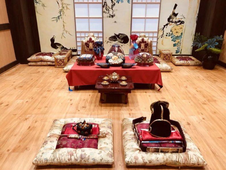 婚礼堂发布:6000平!4大主题宴会厅,浓郁韩式婚礼风  第11张