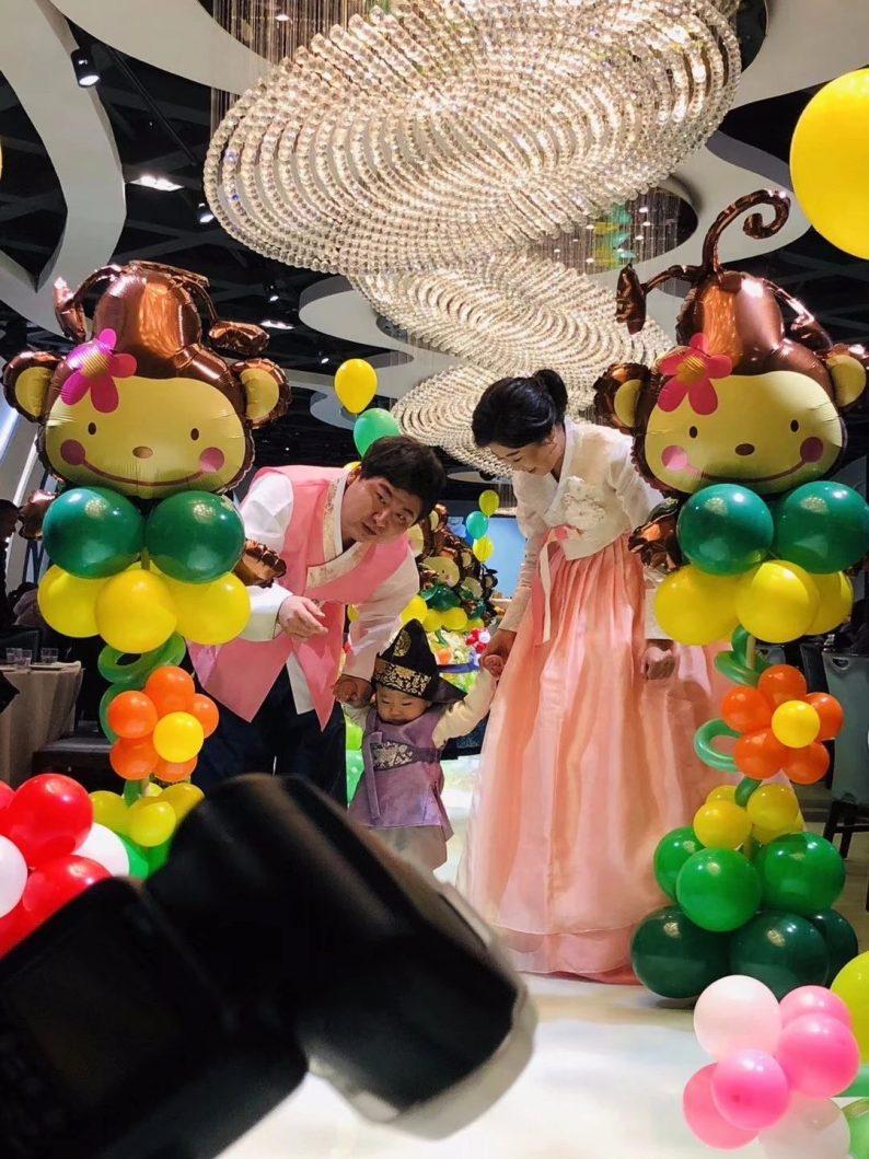 婚礼堂发布:6000平!4大主题宴会厅,浓郁韩式婚礼风  第17张