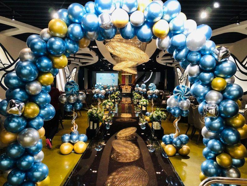 婚礼堂发布:6000平!4大主题宴会厅,浓郁韩式婚礼风  第19张