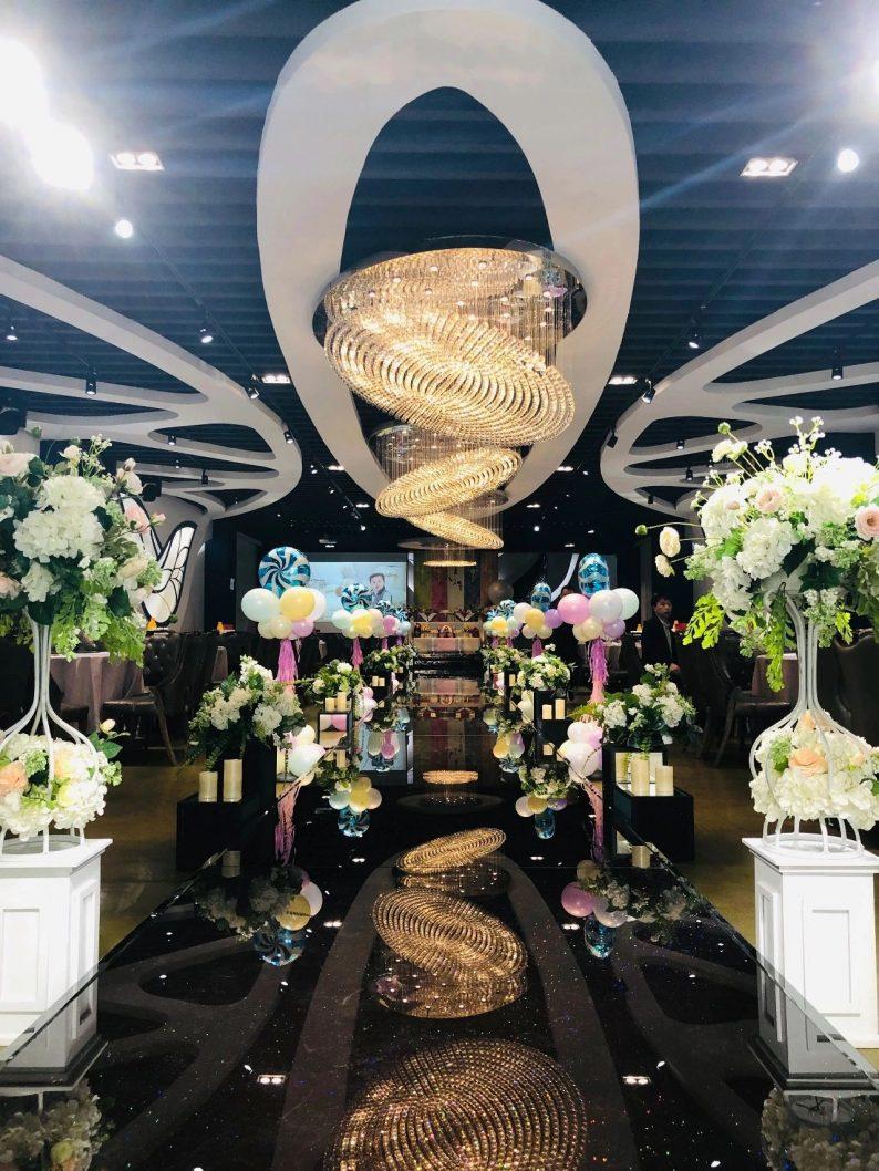 婚礼堂发布:6000平!4大主题宴会厅,浓郁韩式婚礼风  第20张