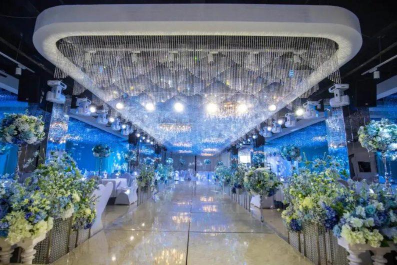 婚礼堂发布:20年餐饮老牌,仟纳集团打造7大主题宴会厅  第8张