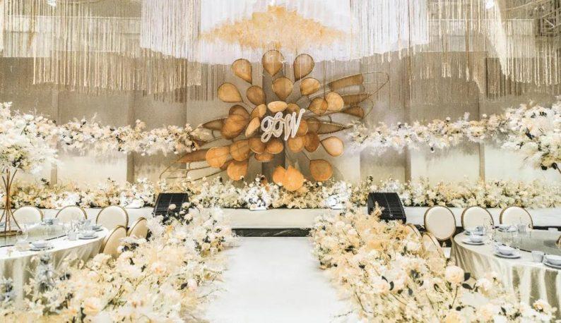 婚礼堂发布:20年餐饮老牌,仟纳集团打造7大主题宴会厅  第3张
