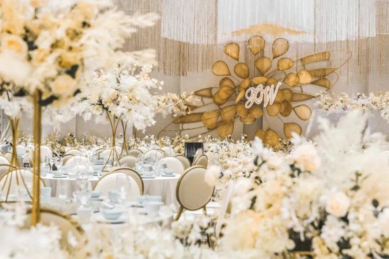 婚礼堂发布:20年餐饮老牌,仟纳集团打造7大主题宴会厅  第4张