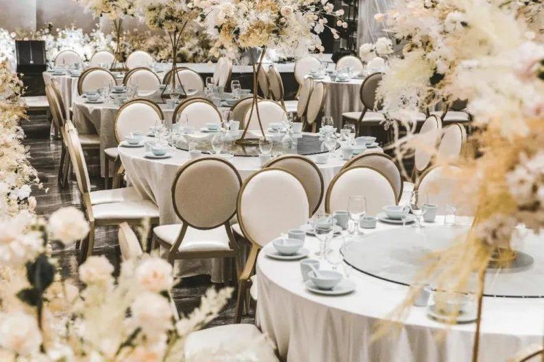 婚礼堂发布:20年餐饮老牌,仟纳集团打造7大主题宴会厅  第6张